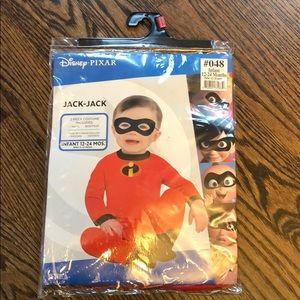 Incredibles Jack-Jack Costume